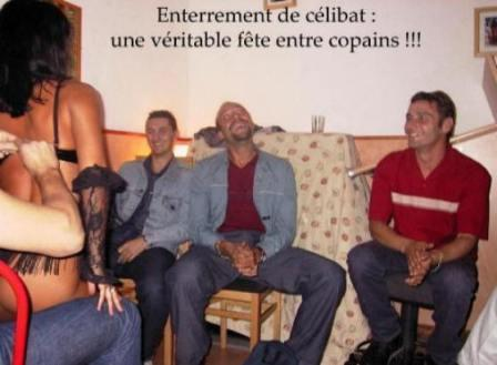 Soiree celibataire vendredi paris
